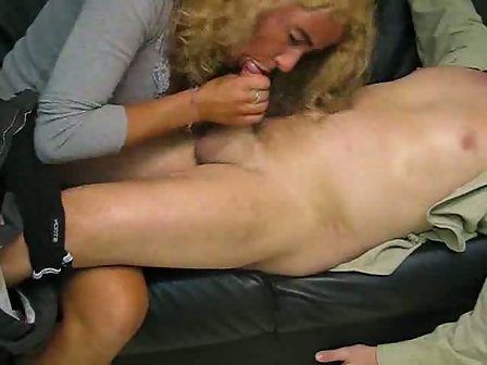 Hand Jobs And Cock Sucking